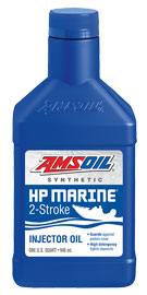 HP Marine Synthetic 2-Stroke Oil (HPM)