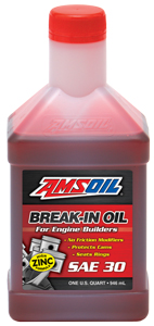 SAE 30 Break-In Oil (BRK)